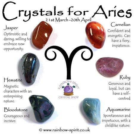 aries crystals - Ricerca Google
