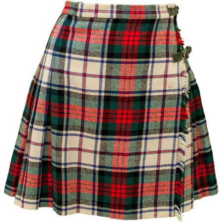 1960 Small Skirt Plaid Kilt School Girl Academy Cosplay Fantasy Punk