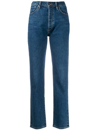 GOLDSIGN low rise Benefit jeans
