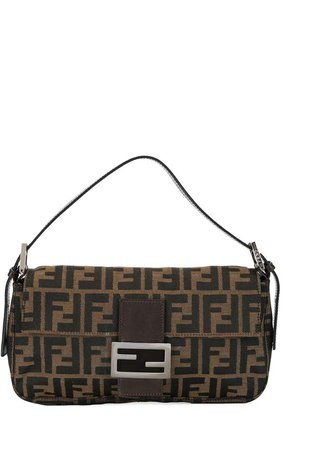 print Mamma Baguette shoulder bag