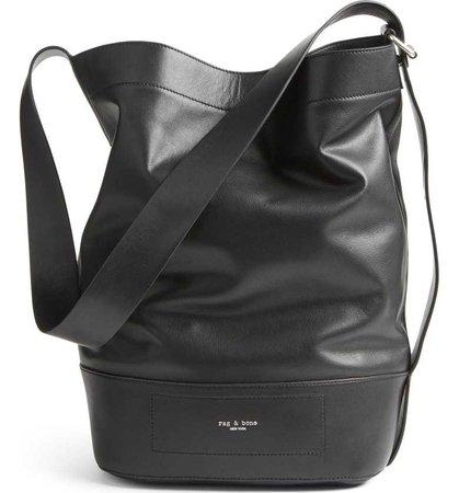 rag & bone Walker Sling Leather Bucket Bag   Nordstrom