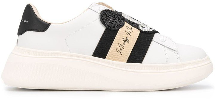 Moa Master Of Arts Disney Mickey Mouse sneakers