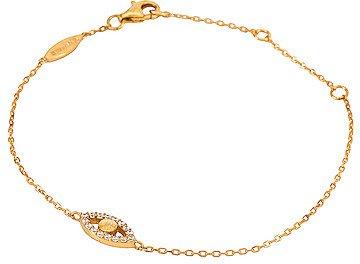 Ojo 18K Gold Vermeil Bracelet
