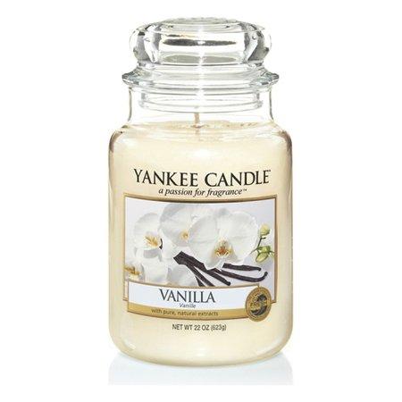 Vanille Grande jarre - Yankee Candle