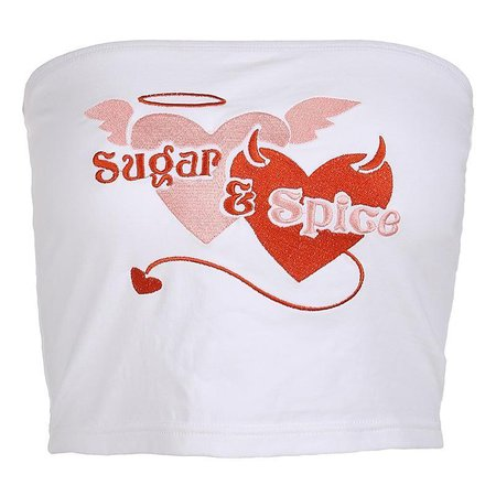 Sugar and Spice Tube Top – Boogzel Apparel
