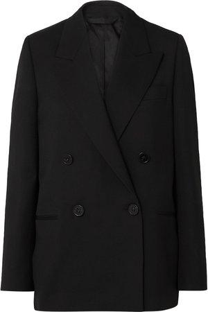 Acne Studios | Double-breasted grain de poudre blazer | NET-A-PORTER.COM