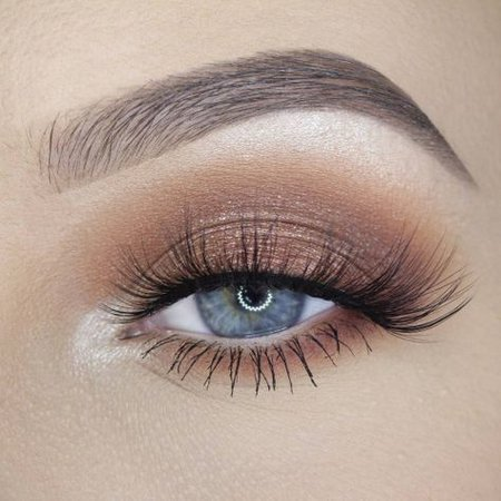 PINTEREST - Brown smokey eye