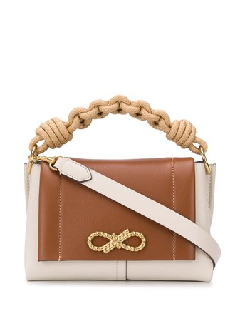 Anya Hindmarch Rope Handle Tote SS200240146647 Neutral   Farfetch