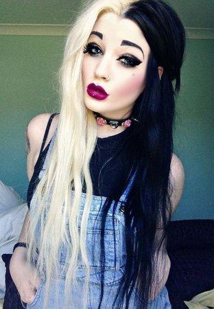 Cruella's type hair
