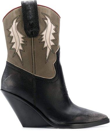 D-West boots