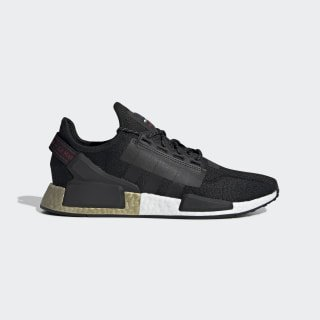 NMD R1 V2 Black and White Shoes | adidas US