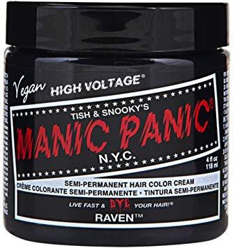 Manic Panic Raven (Black) Hair Dye