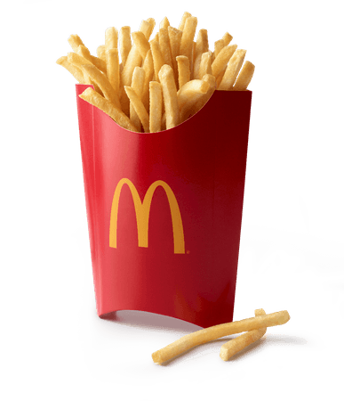 mcdonald's fry - Google Search