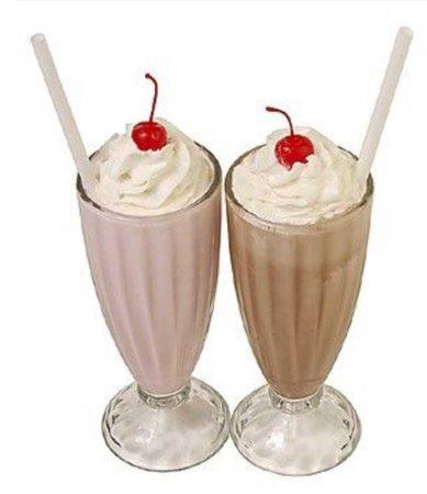 milkshake filler
