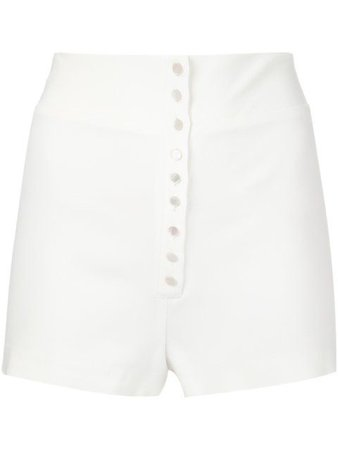 CALVIN KLEIN COLLECTION High Waisted Shorts