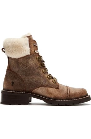 Frye Samantha Hiker Boot (Women) | Nordstrom