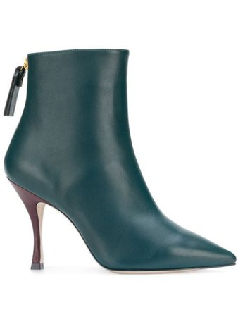 Stuart Weitzman Juniper Ankle Boots - Farfetch