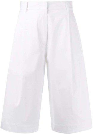 Brag Wette Wide-Leg Cropped Trousers