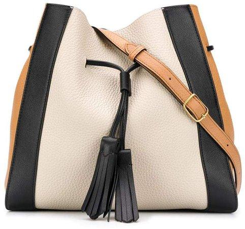 Millie shoulder tote bag