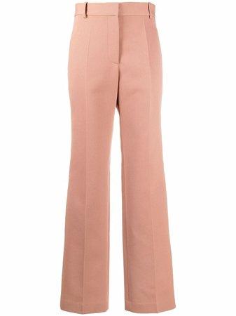 Victoria Beckham Tailored straight-leg Trousers - Farfetch