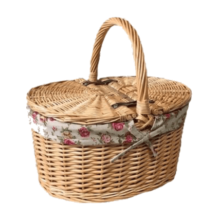 Cottagecore Basket png