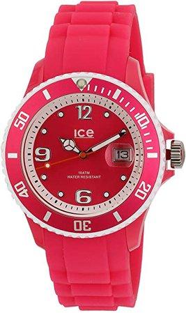 Amazon.com: Ice-Watch - Ice-Sunshine - Neon Pink - Unisex: Ice-Watch: Watches