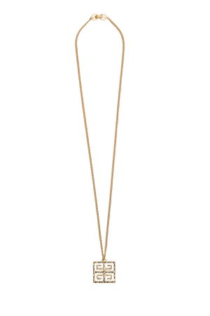 Givenchy 4g Necklace
