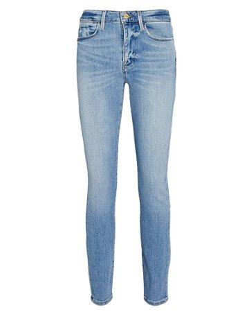 FRAME Le High Skinny Jeans | INTERMIX®