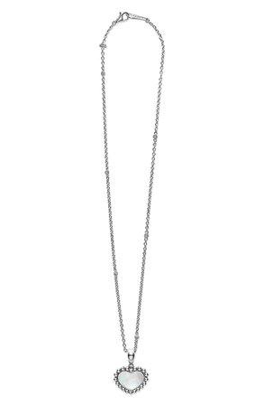 LAGOS Maya Heart Pendant Necklace | Nordstrom
