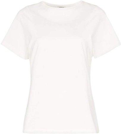 espera short sleeve cotton T-shirt