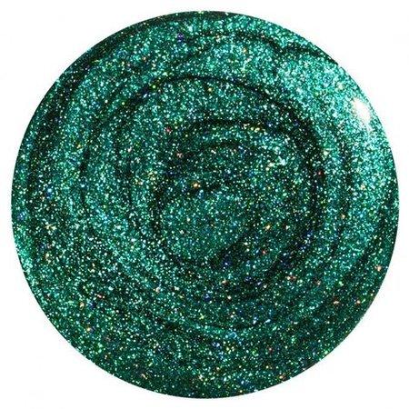 green glitter nail polish filler png