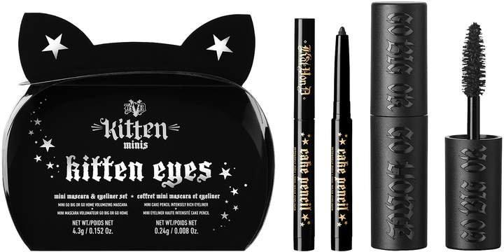 Kitten Mini: Kitten Eyes Mini Mascara & Eyeliner Set