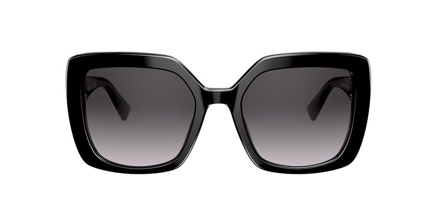 Valentino VA4065 Grey-Black & Black Sunglasses | Sunglass Hut USA