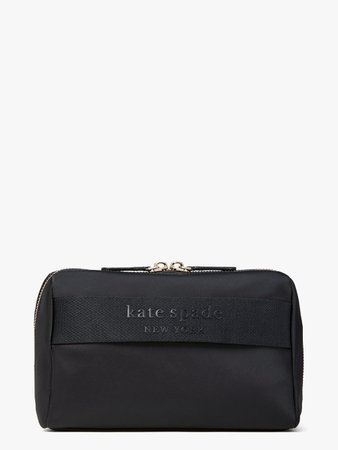 journey nylon travel cosmetic case | Kate Spade New York