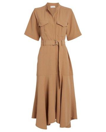 A.L.C. Emma Belted Shirt Dress | INTERMIX®