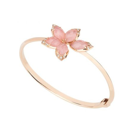 Rose Gold Bracelet | Love Me, Love Me Not