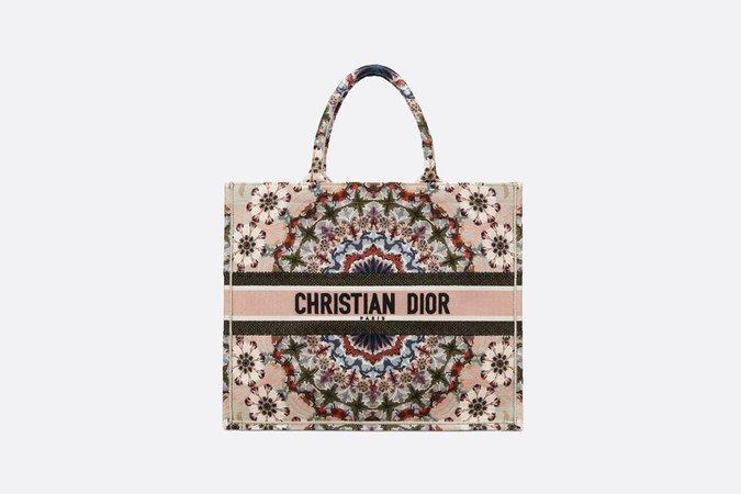 Dior Book Tote KaléiDiorscopic bag - Bags - Woman | DIOR