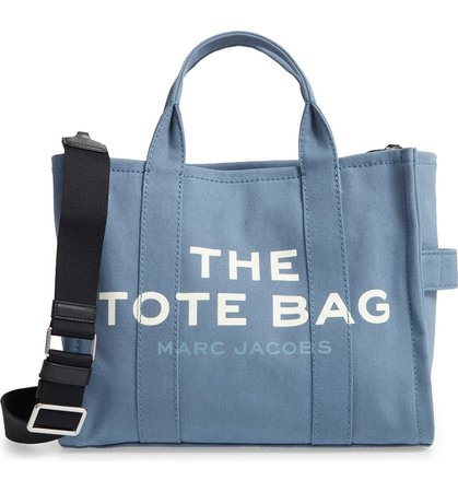 The Marc Jacobs Small Traveler Canvas Tote | Nordstrom