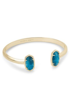Kendra Scott Elton Station Cuff Bracelet | Nordstrom
