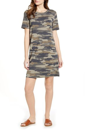 The Summer T-Shirt Dress