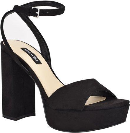 Zenna Ankle Strap Sandal
