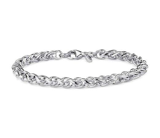 silver bracelet - Pesquisa Google