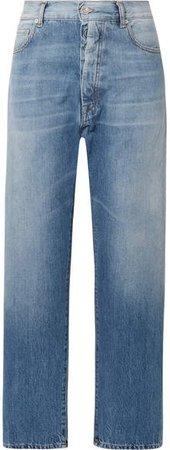 Unravel Project - Oversized Jeans - Mid denim