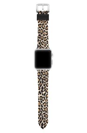 kate spade new york Apple Watch® strap, 38mm | Nordstrom