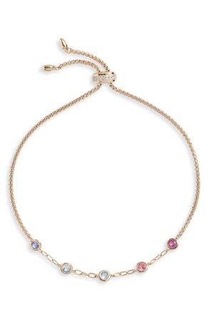 Nadri Bloom Adjustable Slider Bracelet   Nordstrom