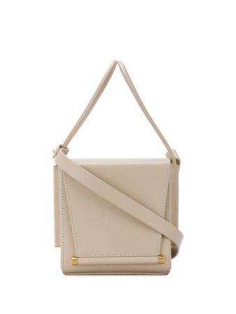 Roksanda Cubo Tote Bag SS20LG131 Neutral   Farfetch