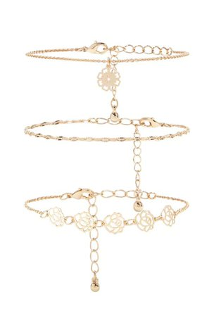 Gold Bracelet Pack