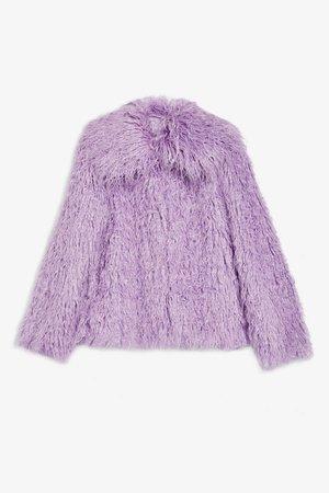 mongolian coat lavender