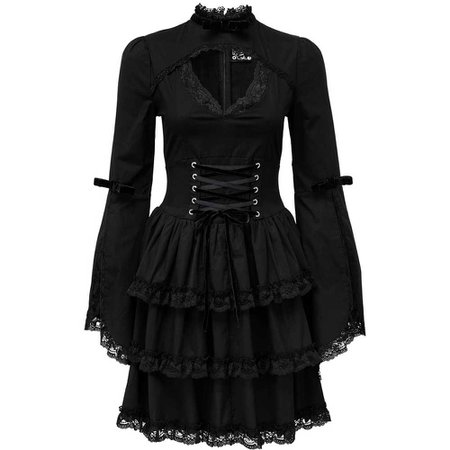 Killstar Tomiko Lolita Dress