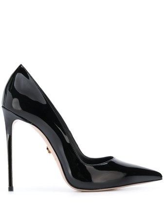 Black Le Silla Eva Pumps | Farfetch.com